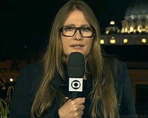 6 vezes em que a repórter Ilze Scamparini chamou mais atenção que a