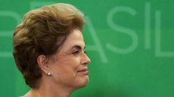 Dilma fala em golpe contra a democracia e avisa: 'Não renuncio em hipótese