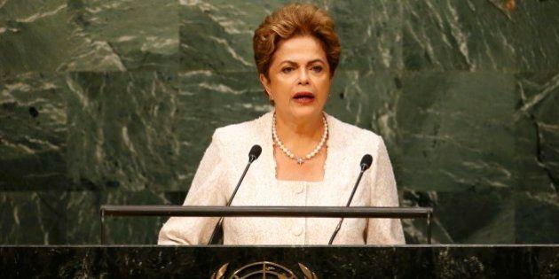 Dilma diz que o Brasil está de 'braços abertos' para receber os refugiados em Assembleia Geral da