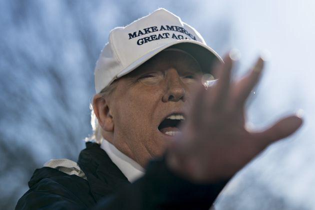 Trump y el Partido Republicano han tenido 'secuestrado' al público estadounidense durante tres semanas...