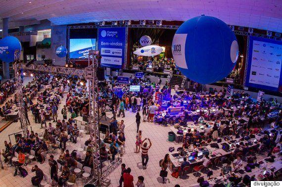 Acompanhe a Campus Party Recife sem sair de