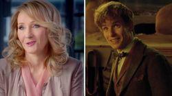 ASSISTA: J.K. Rowling apresenta nosso mais novo herói: Newt, de 'Animais