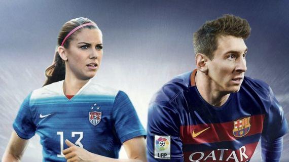 Por que a capa de FIFA com jogadoras é importante para os