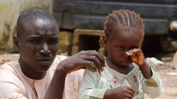 TRISTEZA: Refugiados fogem do Boko Haram mas morrem de fome na