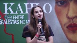 ASSISTA: Crianças contam o que elas acharam da exposição Frida