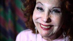 Atores fazem show para ajudar a atriz Phedra de Córdoba, estrela da Praça