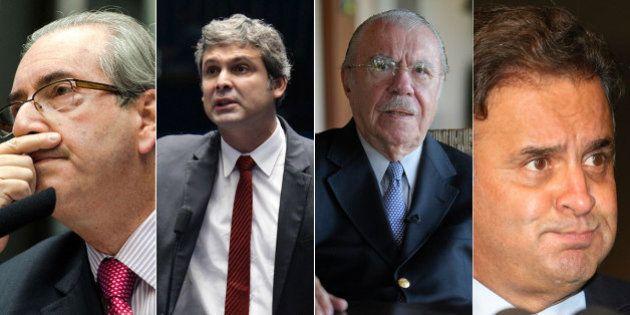 De rabiscos a planilhas: Dados mostram que repasses da Odebrecht a políticos vêm desde os anos 80 até...