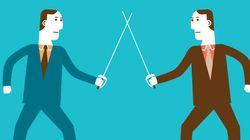 O debate político está cada vez mais carente de