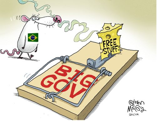 Por que o Brasil é tão