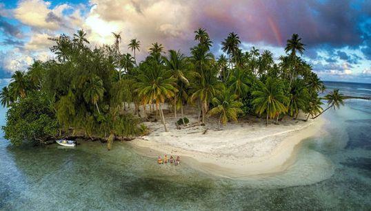As 12 melhores fotografias aéreas tiradas por drones em