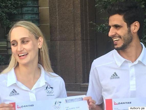 Olimpíadas do Rio: Conheça Safwan Khalil e Carmen Marton, o glamuroso casal do Taekwondo