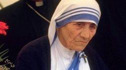 A Madre Teresa meio que não tinha