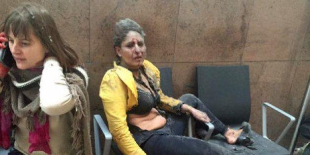 A história por trás desta foto: 'Ela estava em choque, não chorava nem