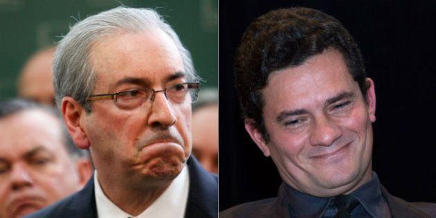 STF proíbe Moro de julgar ação na qual Cunha é citado até que o juiz se