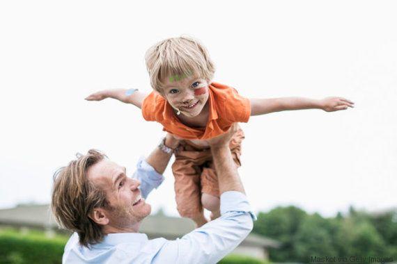 Uma boa relação entre pais e filhos não tem a ver com