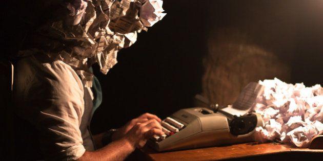 O problema dos escritores: