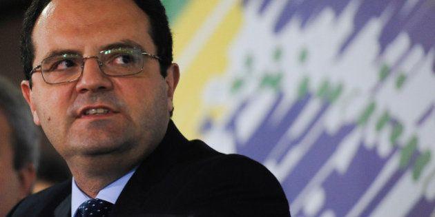 O ministro do Planejamento, Orçamento e Gestão, Nelson Barbosa, comenta a publicação do Decreto de...