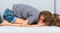 Ansiedade na infância: Como os pais podem passar confiança para crianças