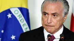 Cunha cita pagamento de R$ 5 milhões a Temer em conversa com empreiteiro, diz