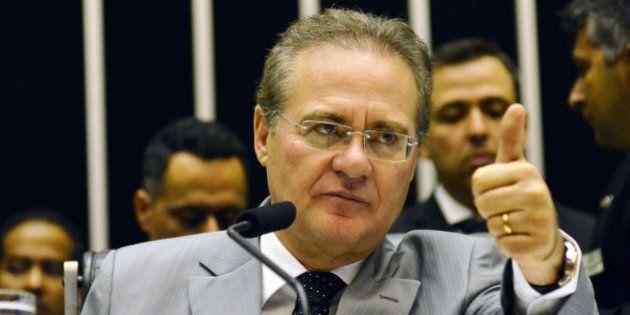 Lava Jato: Sigilo fiscal e telefônico do presidente do Senado, Renan Calheiros, é