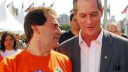 Recordar é viver! Paulinho da Força foi vice de Ciro Gomes na eleição presidencial de