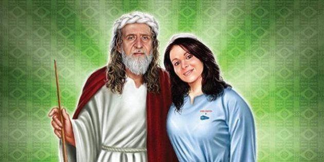 5 pessoas que dizem ser a reeencarnação de Jesus
