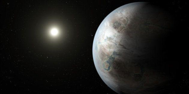 Nasa descobre planeta 'primo' da Terra em uma área