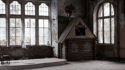 Hospital abandonado de Hitler é o lugar mais assustador do