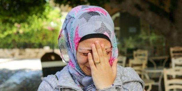 O comovente relato de uma refugiada que sobreviveu a um naufrágio no