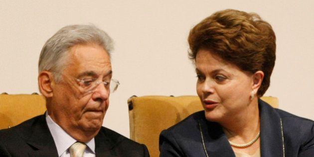 Por que as pedaladas de FHC podem e as da Dilma