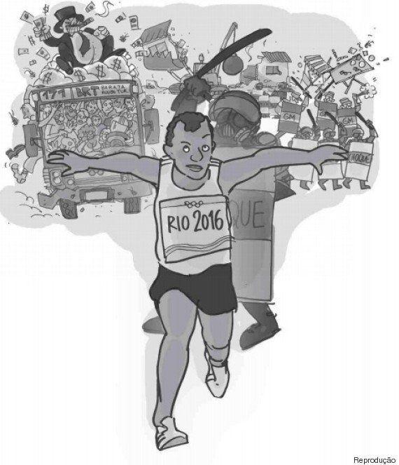 'Olimpíadas de 2016 aumentarão as desiguldades no Rio', diz professor da