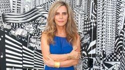 Aos 63, Bruna Lombardi declara: 'Eu não sou bonita. Eu estou