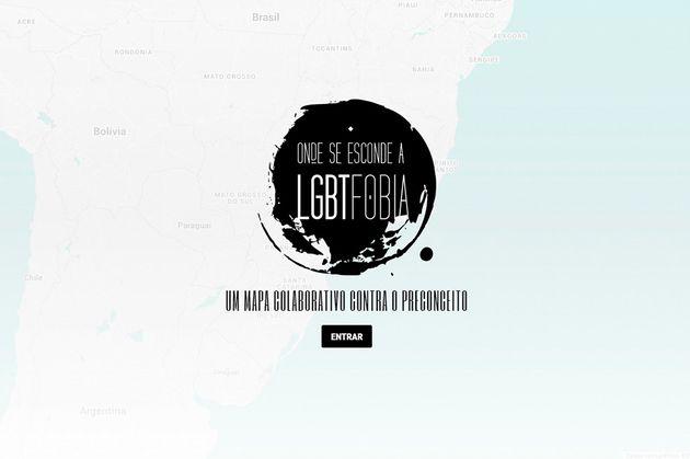 Mapa da LGBTfobia no Brasil: Colabore com a sua