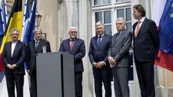 Fundadores da UE querem assinar logo os papeis do divórcio com Reino