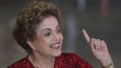 À imprensa internacional, Dilma rebate: 'Por que querem minha