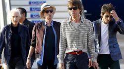 Rolling Stones chegam a Cuba para show de proporções