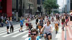 Quem concorda? Paulista aberta é reconhecida como 'projeto inspirador'