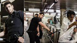 Covardia! 'Segurança gato' do metrô de SP agride estudante na Estação