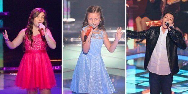 O fofurômetro vai explodir: Pérola, Rafa e Wagner disputam grande final do 'The Voice