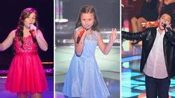 O fofurômetro vai explodir! 1ª temporada do 'The Voice Kids' chega ao