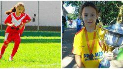 #MeninasPodemJogar: Garota é impedida de jogar em torneio que só tem categoria