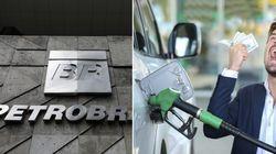 Petrobras anuncia alta de preços e gasolina deve ficar até 4,5% mais cara na