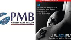 'De direita', Partido da Mulher Brasileira é oficializado pelo