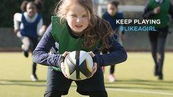 #LikeAGirl: Nova campanha da Always mostra a força das mulheres