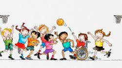 A criatividade e a coragem das crianças da