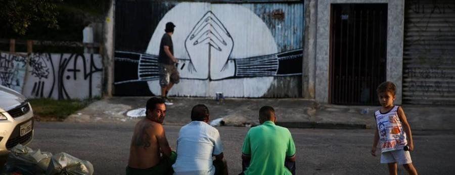 17 exemplos de como o Grajaú comanda o grafite de São