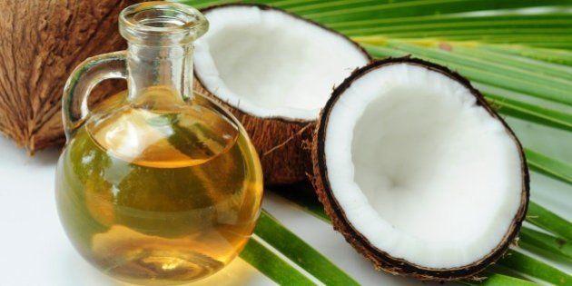Coconut oil for alternative