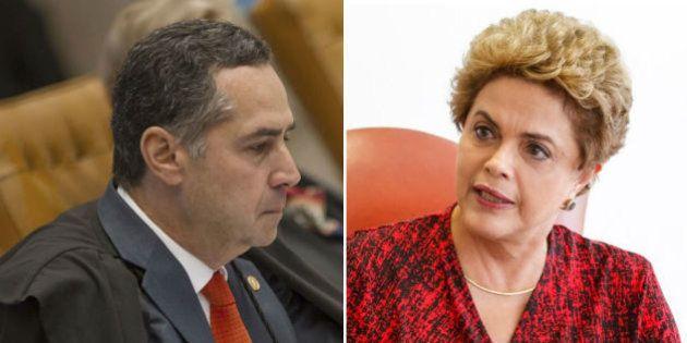 'Impeachment não é golpe', diz ministro Barroso, do