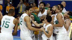 INVICTOS! Brasil vence Canadá no basquete e leva o
