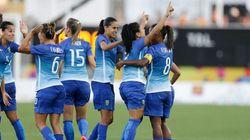 4 a 0! Brasileiras derrotam Colômbia e conquistam ouro no